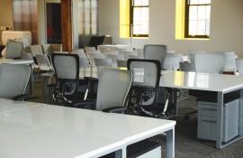 Workspace organization